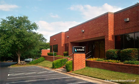 Anthente USA office in Atlanta.